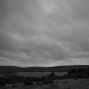 366-176 - Black and White Skyscape
