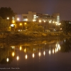 366-187 - Lagan River at Night