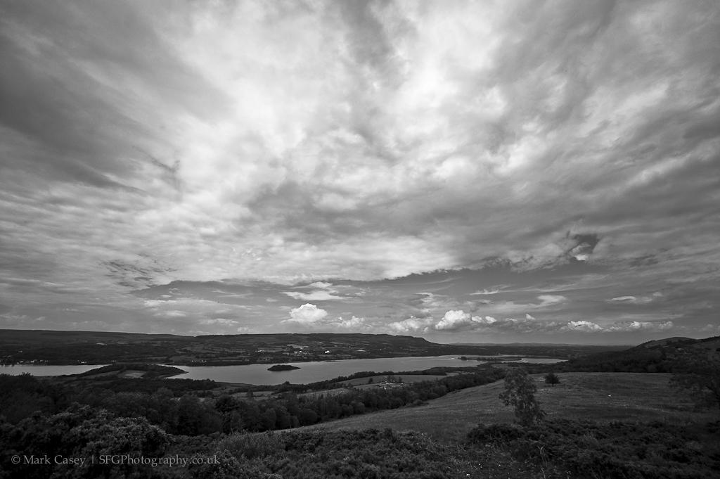 B&W Landscape -004