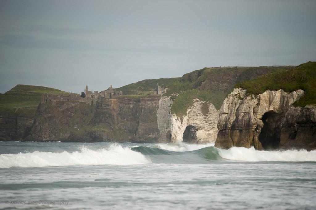 Dunce Castle - White Rocks Beach