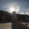 White Rocks Beach Monolith