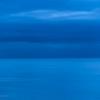Blue Hour Horizon Line