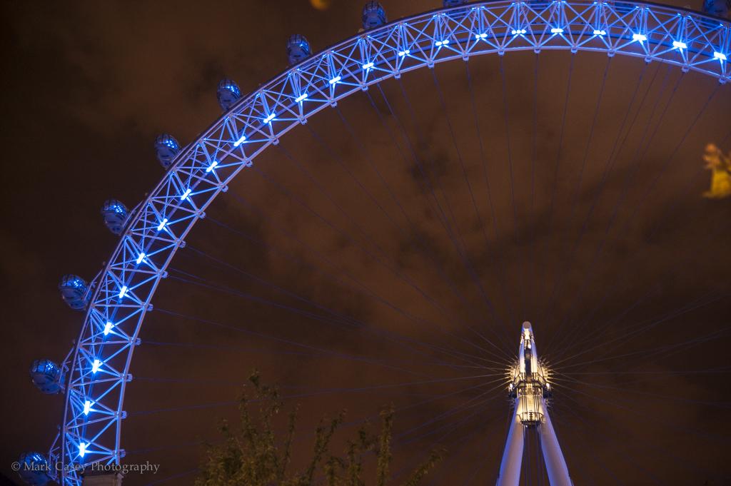 London Eye (rear)
