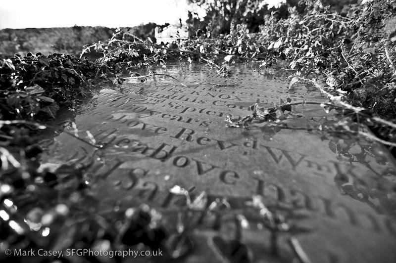 Castlerock Burial Ground