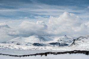 Winter Mournes