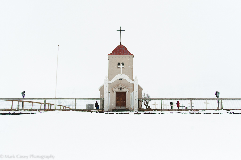 A nice little bit of white-on-white from one of the many little churches dotted around this splendid country.